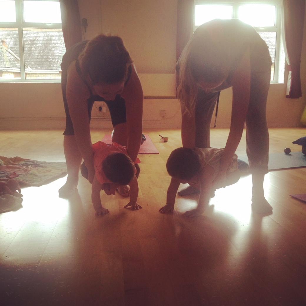 tots yoga